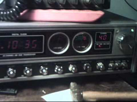 cb radio skip shooting on side band.wmv