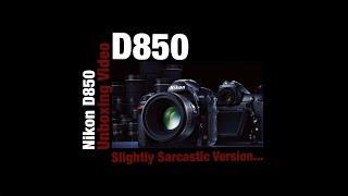 Nikon D850 Unbox & First Impressions