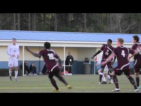 Semifinals, 2010 NAIA Men's Soccer National Championship - Orange Beach, AL