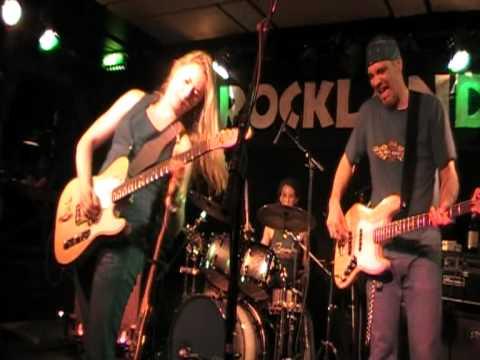 Joanne Shaw Taylor - Rockland, Sala (2011)