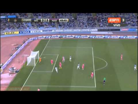 Real Sociedad vs Real Madrid - (4-2) 2014