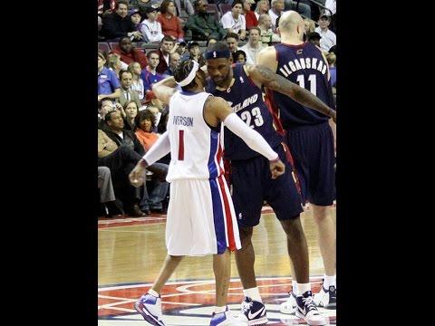 NBA Greatest Duels: Allen Iverson vs. LeBron James (2009) *FULL Highlights
