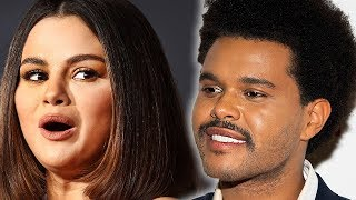 The Weeknd Removes Selena Gomez Inspired Song 'Like Selena' ?
