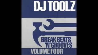 DJ Toolz ‎– Break Beats 'N' Grooves Volume Four (Full Compilation) 1995