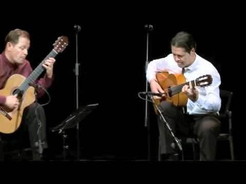 Manuel Herrera y Marcelo de la Puebla interpretan Calle del infierno de R. Riqueni