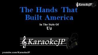 The Hands That Built America (Karaoke) - U2