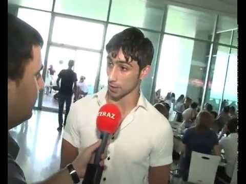 Azerbaijan TRICKING Sport Club in INTERAZ TV (Elchin Mursalov)
