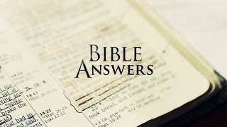7130 - Explain 1 Cor 7-14 / Bible Answers - Walter Veith