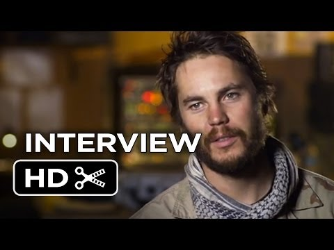Lone Survivor Interview Taylor Kitsch 2013 Navy Seals Movie Hd