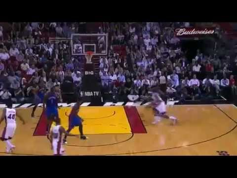 Miami Heat vs. New York Knicks (LeBron James, 31 Pts vs. Bill Walker, 21 Pts), Jan. 27, 2012