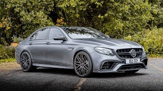 THE £170,000 MERCEDES-AMG E63 S BRABUS 700 *MIND BLOWN*
