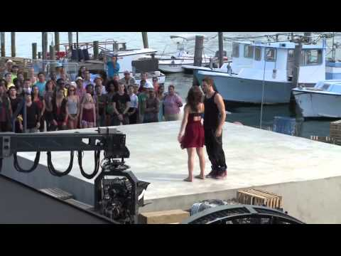 Step Up Revolution - Behind The Scenes [part2]
