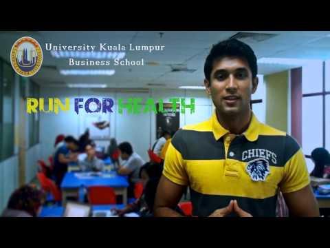 Universiti Kuala Lumpur Business School (Unikl Ubis) Youth Club - Run for Health '13