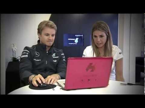 Nico Rosberg El Juego Imposible F1 ENG SUB