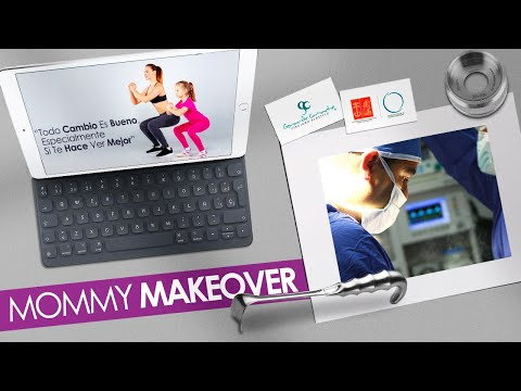 Mommy Makeover Tummy Tuck Lipectomia Cirujanos Plasticos Colombia