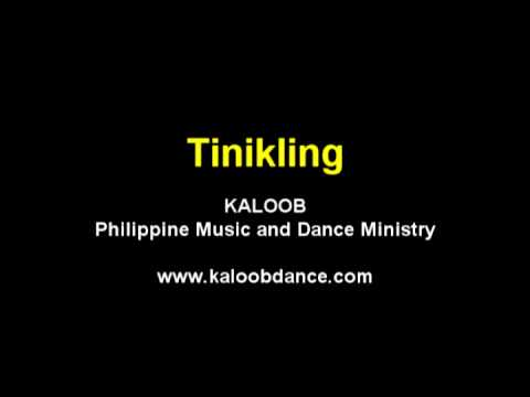Tinikling (audio Only) video