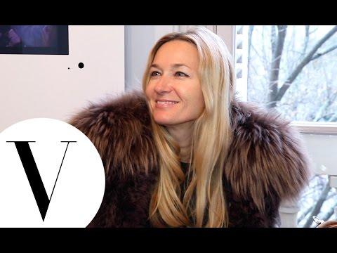 Sonia Rykiel設計師Julie de Libran採訪