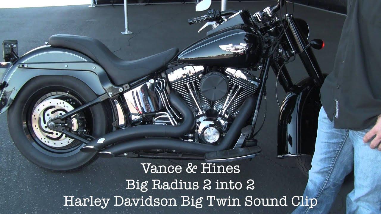 Harley Davidson Fat Bob  Sound