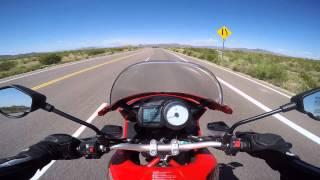 Riding the Ducati Multistrada DS1000