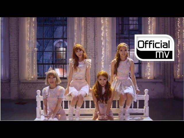 [MV] N*White (앤화이트) _ Hello boy (동화)