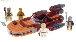LEGO Star Wars Luke