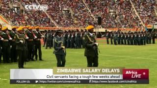 Zimbabwe civil servants set to miss their salaries this month