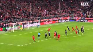 Bayern Münich - Atletico Madrid (2-1) | All Goals Highlights | Champions League Semi Final 2016