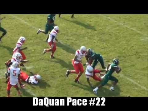 DaQuan Pace Senior Highlights Cass Tech CB/WR #22