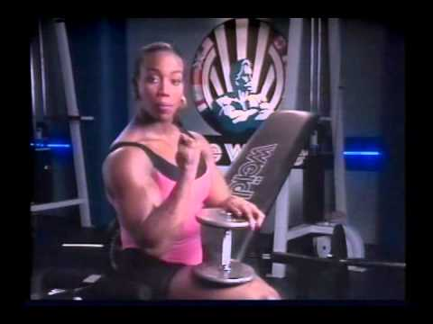 Joe Weider's Bodybuilding Training System Tape 1 - Introduction The Weider System Image 1