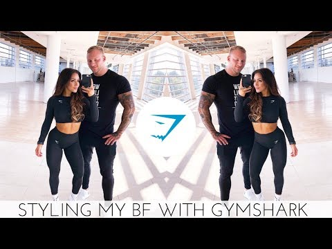 Gymshark Gift Ideas For MEN - 3 Outfits by ROBIN + My 3 Best Leggings