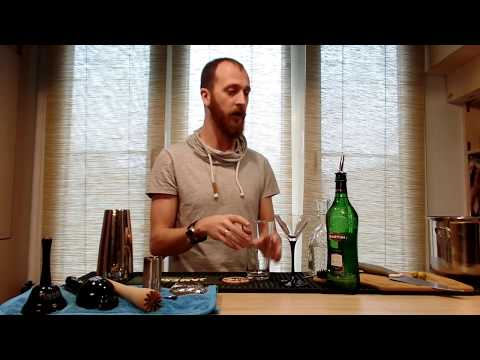 Коктейль Мартини с водкой