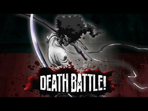 Afro Samurai Styles into DEATH BATTLE