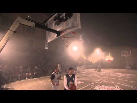 1v1 Basketball on Alcatraz - Red Bull King Of The Rock Finals