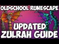 Oldschool Runescape - Full Zulrah Guide | Updated 2007 Zulrah Guide (New Rotations)