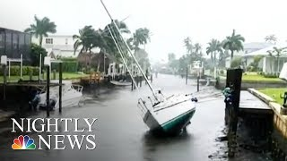 Hurricane Irma: Tampa Bay Empties Out Ahead Of Huge Storm Surge | NBC Nightly News