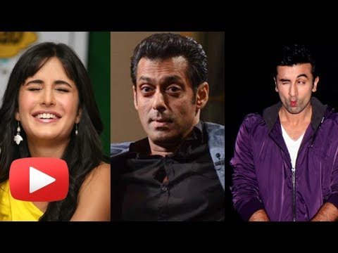Katrina Kaif, Ranbir Kapoor React To Salman Khan Being A Virgin - FUNNY VIDEO