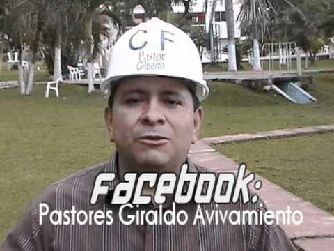 Saludos Apostol Gilberto A los cibernautas