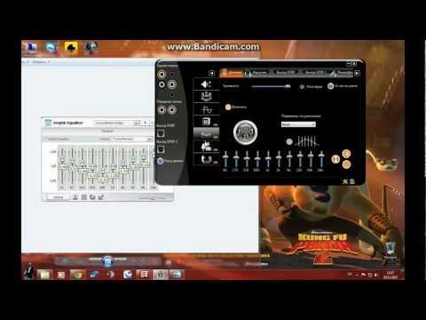 Настройка звука в менеджере VIA HD Audio Deck by LuckyMaverick (29*Lucky)