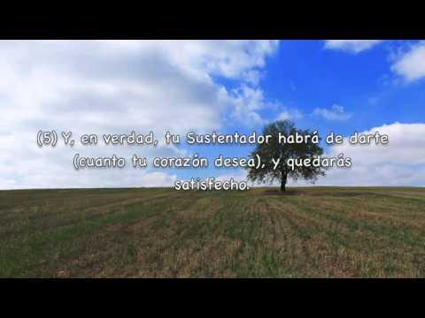 Sura Ad-duha Subtítulos Español Salah Bukhatir video