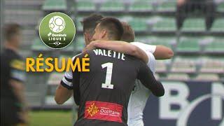 Clermont Foot - Nîmes Olympique ( 1-1 ) - Résumé - (CF63 - NIMES) / 2017-18