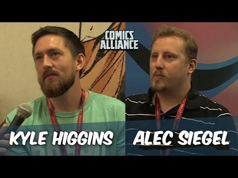 Interview: Kyle Higgins & Alec Siegel Talk C.O.W.L. At Comic-Con 2014