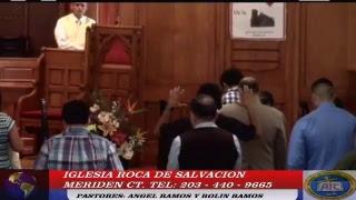 Servicio Evangelistico de Domingo  05/21/2017