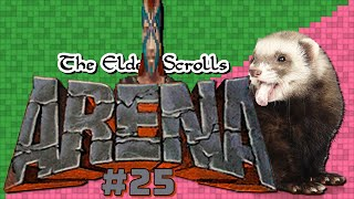 Let's Play TES: Arena Part 25 — The hall of game-physics-don't-apply — Yahweasel