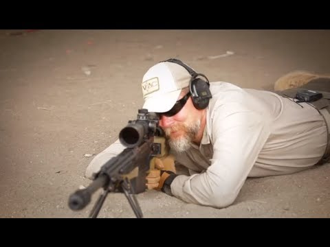 Viking Chronicles: Sniper Time with the Accuracy International AX50