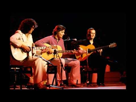 John McLaughlin, Larry Coryell And Paco De Lucia - Guitar Trio (1979) - Part 5/5