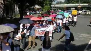 Araw ng Maynila Araw ng Protesta para sa lokal na benepisyo at dagdag sweldo ng mga Guro