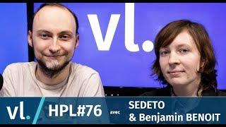 HyperLink #76 - Mamoru Hosoda, une famille formidable w/ SEDETO & Benjamin BENOIT