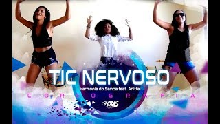 Harmonia do Samba feat  Anitta - Tic Nervoso - Move Dance SALVADOR