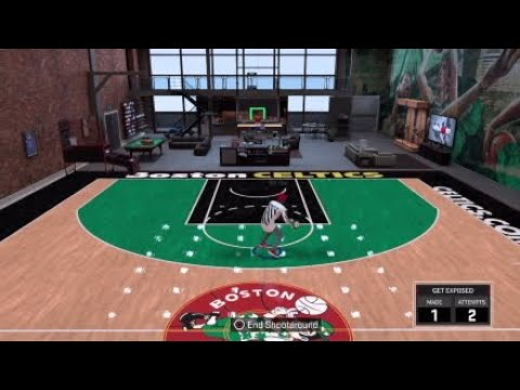2k18 ultimate dribble god tutorial with button layout