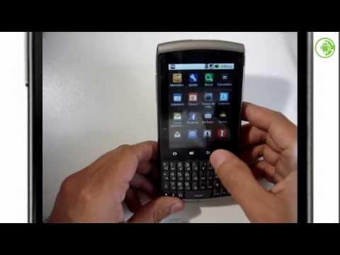 Android PCD ADR1105, un Smartphone Qwerty/Touch economico (Video Unboxing)